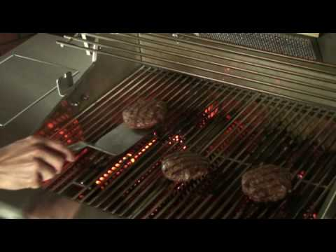grill test on american outdoor grill youtube. Black Bedroom Furniture Sets. Home Design Ideas