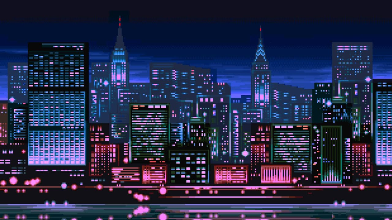 Anime Mix Wallpaper Random Chiptune Mix 18 Youtube