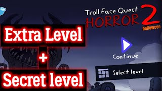 Troll Face Quest Horror 2 Extra+Secret level 17 18 Solution hint walkthrough