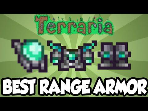 Best Terraria 1 3 Armor The Vortex Armor The Best