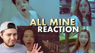 "f(x) 에프엑스 All Mine MV (REACTION) ""I'M A NEW FX FANB…"