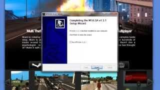 How to - Download MTA San Andreas FREE