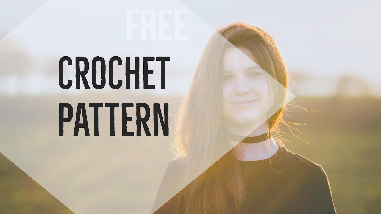 free crochet patterns for little girl hats - YouTube
