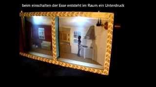 video teil 1 gef hrliche dunstabzugshaube neff siemens. Black Bedroom Furniture Sets. Home Design Ideas