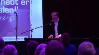 Sfeerimpressie Relatie Symposium 13 feb 2014  | zang: Timzingt