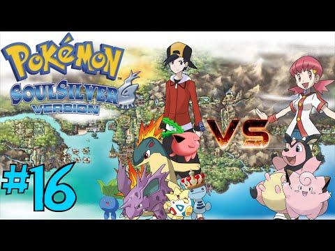 "Pokémon SoulSilver: ""Whitney Is Going Down!"" (RAGE!) |Ep.16|"