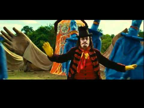 Across the universe - Being For The Benefit of Mr. Kite - (Legendado)