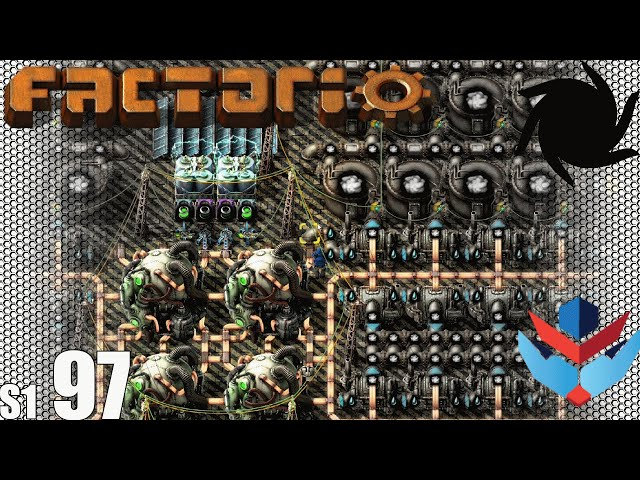 Factorio MP with NOG - S01E97 - Power Problems