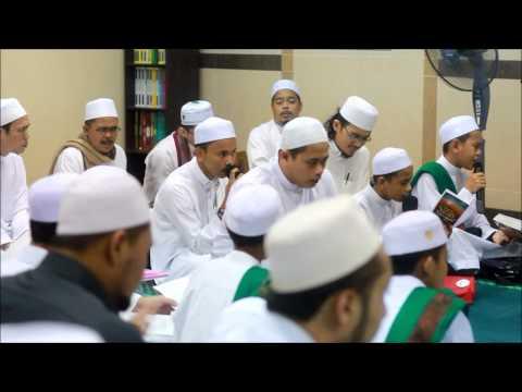 Ahbabul Habib(Darul Murtadza)/Darul Quran Wal Hadis : Qasidah Bushra Lana