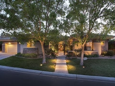 Anthem Country Club Home in Las Vegas, Nevada