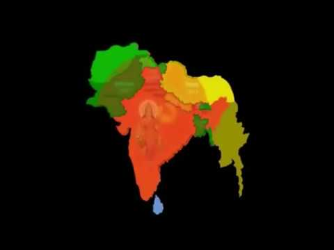 Indian map history documentary by arpit digital world youtube indian map history documentary by arpit digital world gumiabroncs Images
