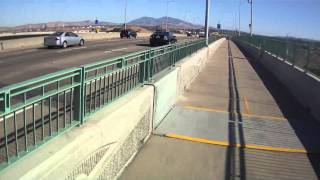 Benicia Bridge Benicia To Martinez Sf Bike Trail Contourhd 1080p Helmet Camera