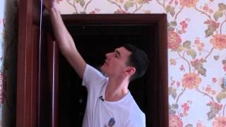 Как сделать замер межкомнатных дверей(Если, вы не знаете как в домашних условиях сделать замер дверного проема или как узнать размер дверей, то..., 2015-02-24T12:45:50.000Z)