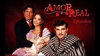 Amor real telenovela