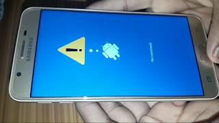 How To Hard Reset  Factory Reset  Samsung Galaxy  J7 Prime, J7, J7 Edition, J7ma