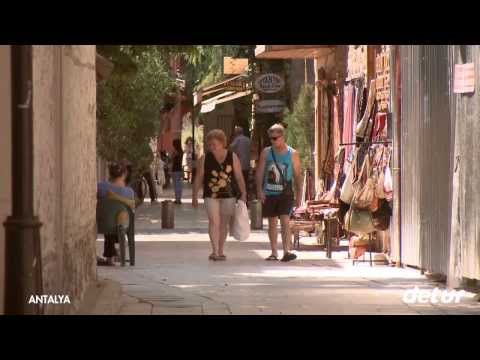 Antalya Turkey Travel Video | Holiday in Antalya | Detur
