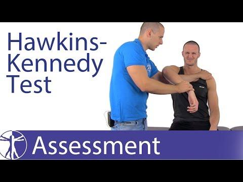 Hawkins Kennedy Test | Shoulder Impingement