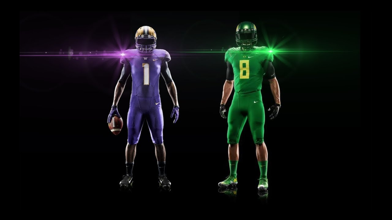 pretty nice d7325 1d66f The Cascade Clash | The Border War | Oregon Ducks vs Washington Huskies  2018 Pump Up ᴴᴰ