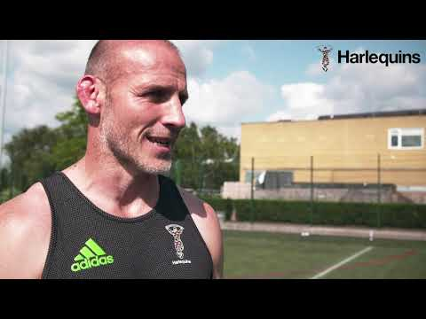 Harlequins Head of Rugby Paul Gustard reviews the first half of pre-season