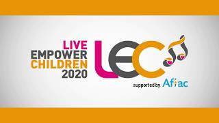 エンタテインメントは、子供たちの「生きる力」をつくる 『LIVE EMPOWER CHILDREN 2020 Supported by Aflac』開催! チケットの情報はこちらから! ⇒ https://l...