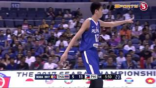 COUNTRY - Philippines PLAYER - Kai Sotto NUMBER - Blue #12 Check ou...