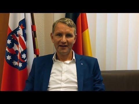 Stellungnahme zu den Vorfällen in Worbis von Björn Höcke, AfD 22.10.2019