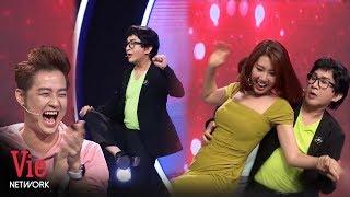 Kim Tử Long với màn khiêu vũ dance sport kết hợp cải lương đậm chất tấu hài   Ai Là Số 1