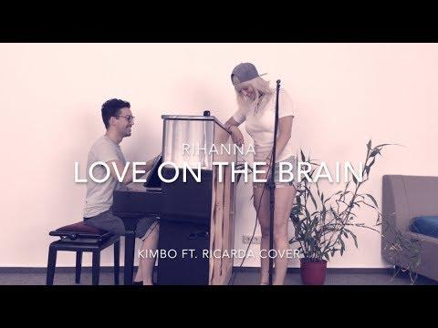 Rihanna - Love On The Brain (Cover by Ricarda Magduschewski + Piano Sheets)