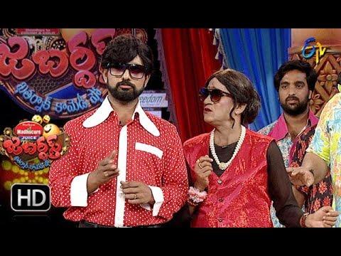 Hyper Aadi, Raising Raju Performance | Jabardasth | 9th August 2018 | ETV  Telugu