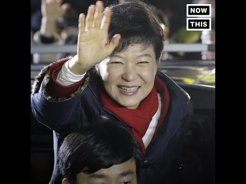 South Korea's President Was Just Kicked Out Of Office | NowThis
