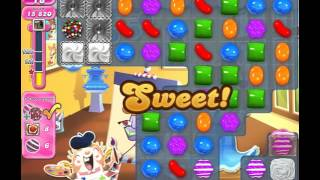 Candy Crush Saga Level 1574 (No booster, 3 Stars)