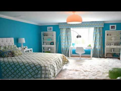 Turquoise Bedroom Ideas NEW Home Design YouTube