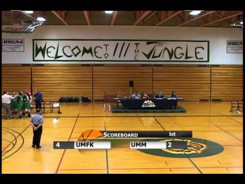 UMFK Women's Basketball vs. University of Maine at Machias - January 20, 2016