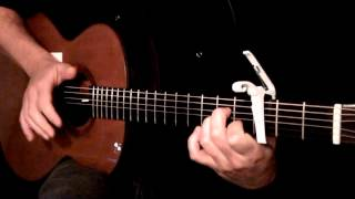 Repeat youtube video Demons (Imagine Dragons) - Fingerstyle Guitar