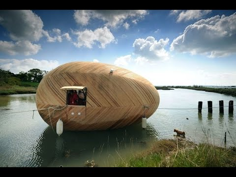 Amazing Floating Houses That Are Better Than An Island HD 2015