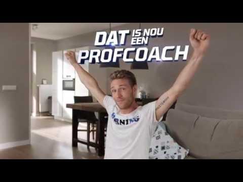 Dat is nou een Profcoach! - YouTube