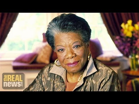 'Still I Rise': The Death of Poet Maya Angelou