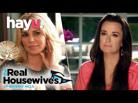 The Real Housewives of Beverly Hills | Brandi Questions Kyle About Mauricio's Infidelity Rumours