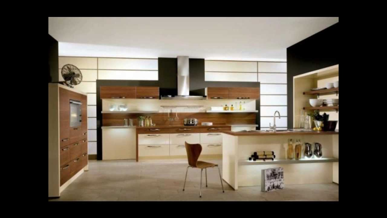 copie de cuisine am nag e quip e style id e d co youtube. Black Bedroom Furniture Sets. Home Design Ideas