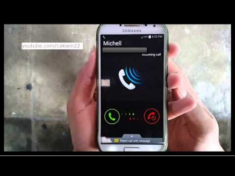 Samsung Galaxy S4 : How to mute during call ( turn off microphone)