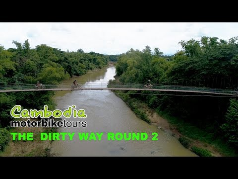 CAMBODIA THE DIRT WAY ROUND 2: The south coast run