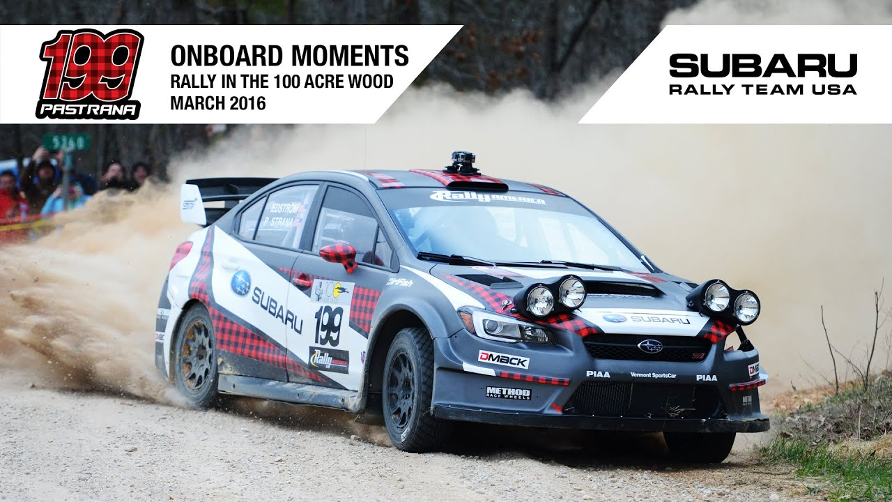 travis pastrana onboard rally in the 100 acre wood 2016 youtube. Black Bedroom Furniture Sets. Home Design Ideas