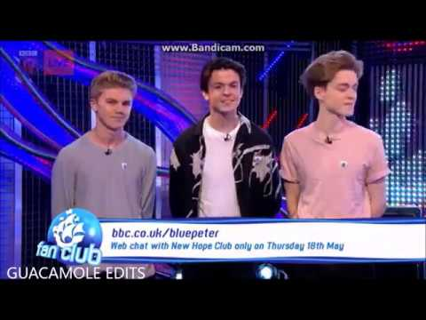 New Hope Club | Blue Peter Interview