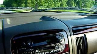 2000 Jeep Grand Cherokee test drive