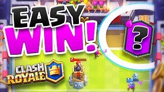 HOW TO WIN Touchdown Mode!! (Molt Clash Royale)