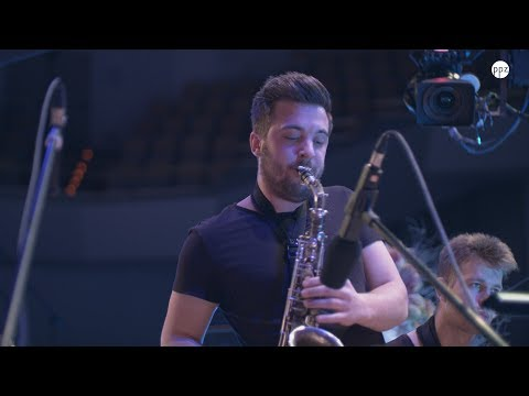 Count Bubba - Ljubljana Academy of Music Big Band (amazing saxophone and piano solo)