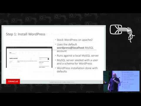 Georgi Kodinov: MySQL Firewall