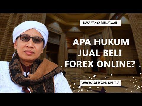 Hukum Jual Beli Forex Online - Buya Yahya Menjawab