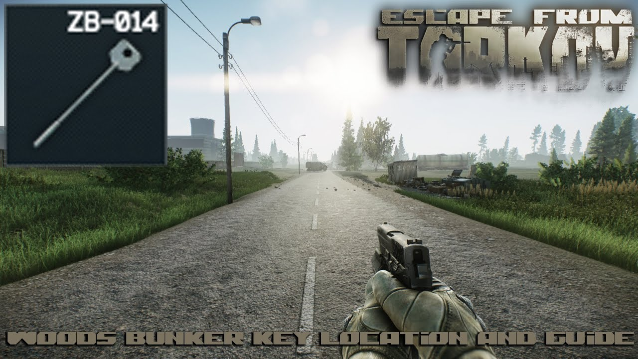 Escape From Tarkov Woods Bunker Key Quot Zb 014 Quot Location