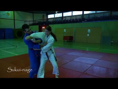 Judo || Die sieben Würfe zum 1. Dan - ZusammenZumDan #26